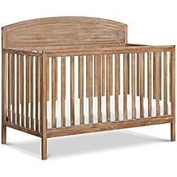 Davinci Liam 3-in-1 Convertible Crib, Sandy Brown