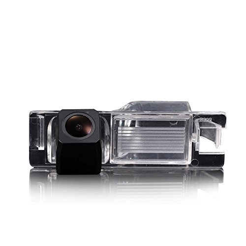 Waterproof Wide Viewing Angle Parking Camera License Plate Rear Viewing CCD with Night Vision for Astra H/Corsa D/Meriva A/Vectra C/Zafira B