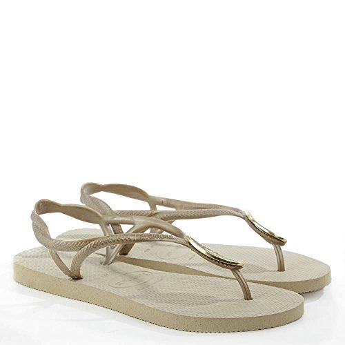 beige Havaianas Special sand Donna Luna Grey Infradito 0154 Beige wqPrwaHA