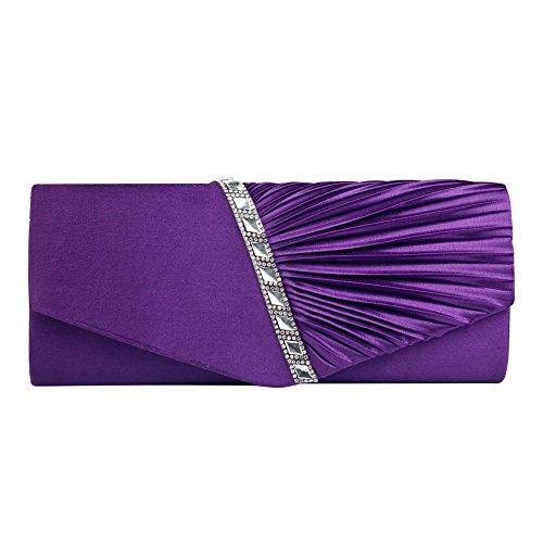 One pour Pochette femme Audixius Violet size ZRpqavx