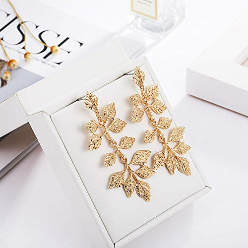 Euone Home, New European and American Cross-Border Explosion Sun Flower Pearl Earrings