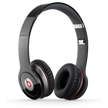 Beats Solo HD Wired On-Ear Headphone - Black (Discontinued by Manufacturer)