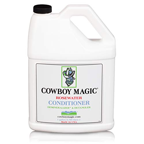 Cowboy Magic Rosewater Conditioner Gallon ()