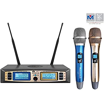 better music builder vm 62u beta pro uhf wireless microphone system home audio. Black Bedroom Furniture Sets. Home Design Ideas