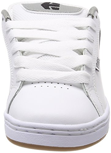 Grey Skate Men's White Gum Shoe Etnies Fader zX6wnCnq