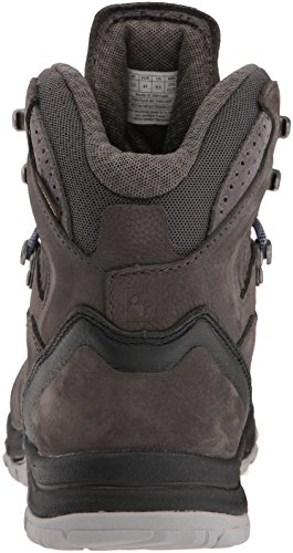 Jack Wolfskin Womens Altiplano Prime Texapore Mid W Hiking Boot Dark Steel PmQQy2W