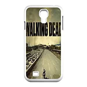 Samsung Galaxy S4 I9500 Phone Cases White The Walking Dead BVX734551