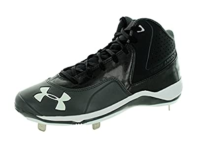 Under Armour Men's UA Ignite Mid St CC Baseball Cleat