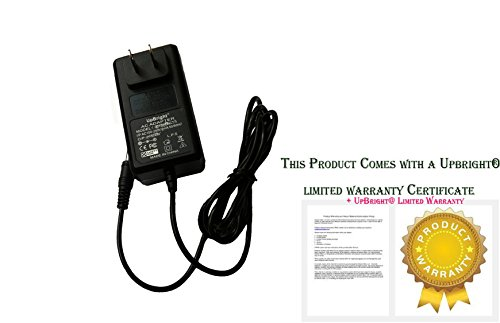 Price comparison product image UpBright NEW Global AC / DC Adapter For Current Solutions LLC SoundCare Plus Ultrasound Therapy DQ9275 Sound Care Plus Power Supply Cord Cable PS Wall Home Charger Input: 100V - 120V AC - 240 VAC 50 / 60Hz Worldwide Voltage Use Mains PSU