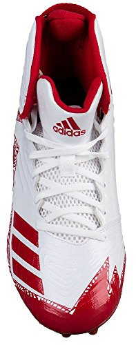Mid Performance Shoe Adidas Men's X red Carbon Football Freak White red fXngdnUq