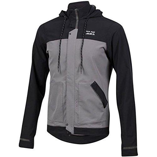 Pearl iZUMi Versa Barrier Jacket, Black/Smoked Pearl, Large