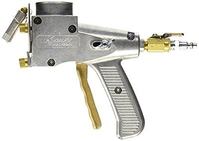 Kraft Tool PC306 Super-Pro Texture Gun and Cylinder