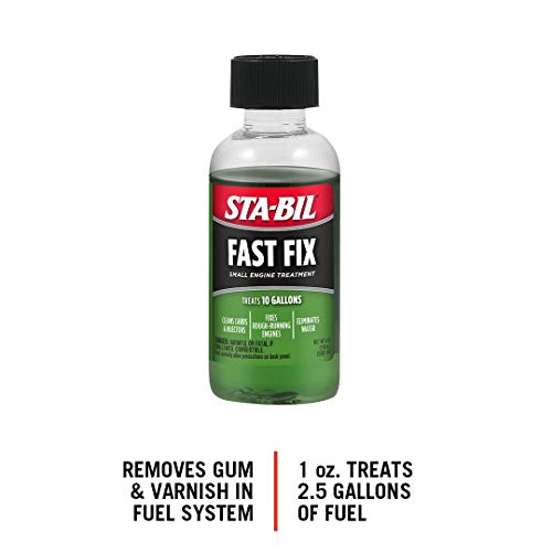 STA-BIL 22303 Small Engine Fuel System Cleaner