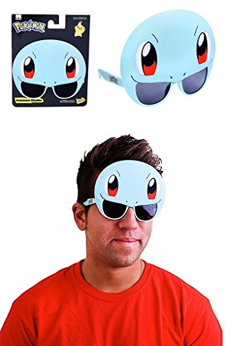Pokémon Sun-Staches Sunglasses - - Squirtle Sunglasses With