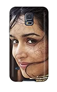 Mary P. Sanders's Shop 5512493K90254682 S5 Scratch-proof Protection Case Cover For Galaxy/ Hot Shraddha Kapoor Aashiqui 2 Phone Case