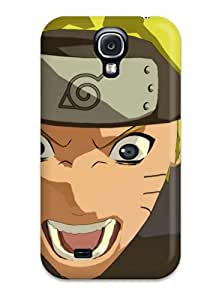 High Quality Shock Absorbing Case For Galaxy S4-naruto