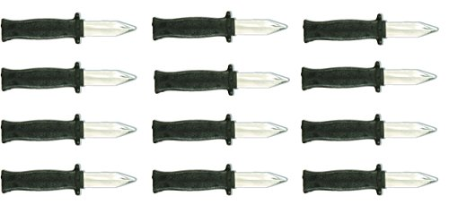 Forum Novelties Disappearing Knives (12 Pcs)