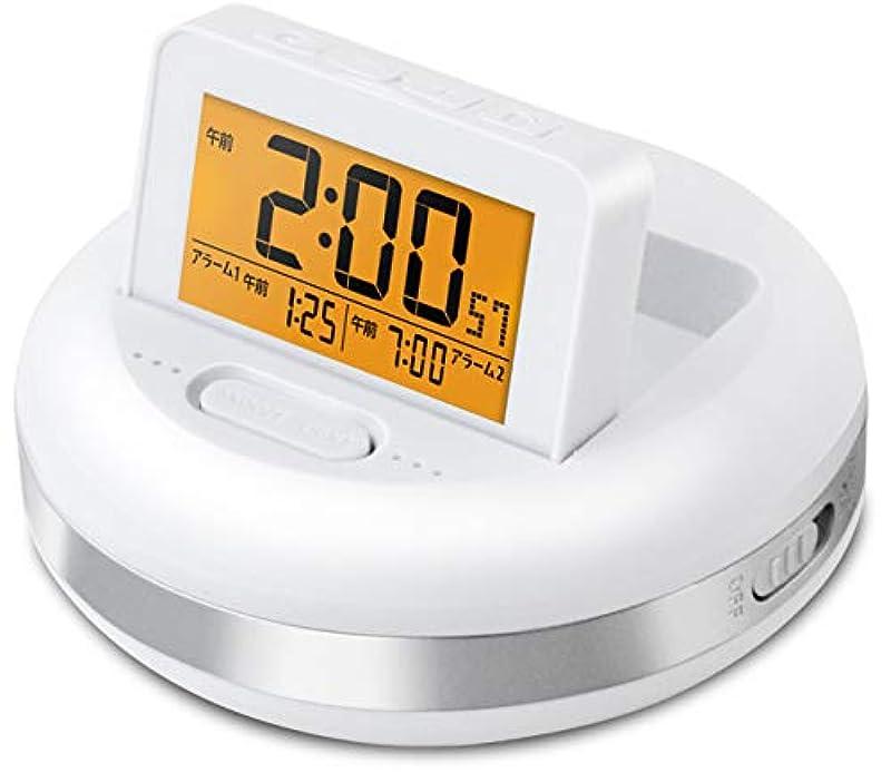 ADESSO 디지털 진동 알람 시계 MY-106 (2색상)