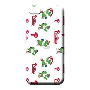 iphone 6 normal First-class Snap pictures mobile phone carrying covers philadelphia phillies mlb baseball