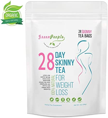 Detox Tea Diet Body Cleanse product image