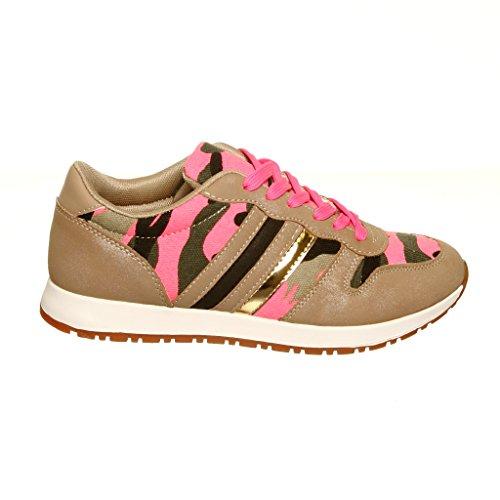 Fashion Sneakers 2015 Nieuwe Stijl Pinkcombo
