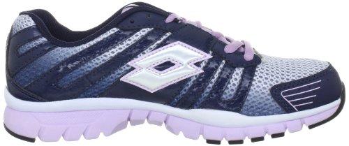 Lotto Skyride W, Women's Running Shoes Blau (D.cob.blu/Orc.p)
