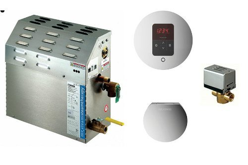 Mr Steam MS-400-E Steam Bath Generator Package for rooms ...