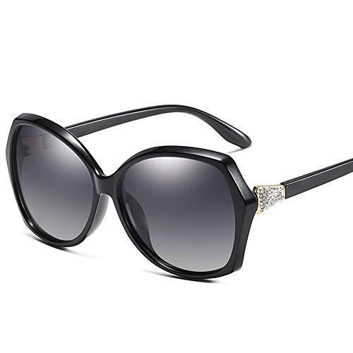 Women's Sunglasses, Fashion Polarizers Women's Fashion Colorful Glasses Sunglasses Women's Diamond Sunglasses Make You More Beautiful,A