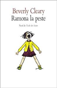 Ramona la peste par Beverly Cleary