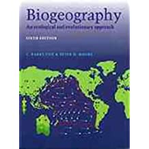 Biogeography: An Ecological and Evolutionary Approach by C. Barry Cox (1999-12-23)
