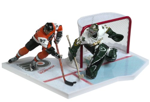 Mcfarlane Limited Edition Flyers Jeremy Roenick Vs. Stars Marty Turco Set ()