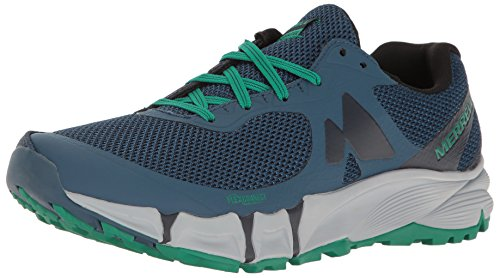 M Men's Runner Agility Charge Flex US 9 Navy Merrell Trail 8fqd8x