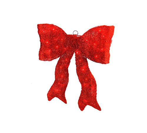 Outdoor Lighted Bows in US - 6