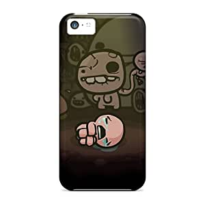 JasonPelletier Iphone 5c Excellent Hard Phone Case Custom Vivid The Binding Of Isaac Series [oMY10614CemS]