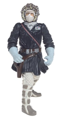 Hoth Ice (Star Wars The Empire Strikes Back Figure: Han Solo (Hoth Rescue))