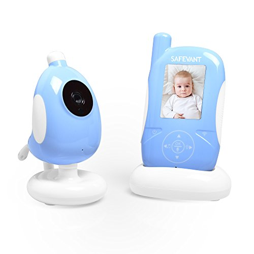 Safevant Baby Monitor 2 4 Inch Wireless Digital Video Baby