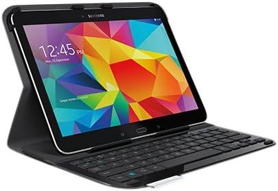 Logitech - Funda y Teclado Ultrathin para Tablet Samsung Galaxy Tab4 10?