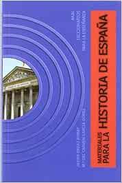Materiales para la Historia de España: 6 Diccionarios para la enseñanza: Amazon.es: García Gómez, M.ª Carmen, Ordaz Romay, Javier: Libros