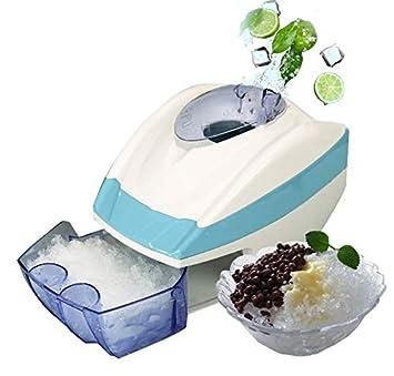 CGOLDENWALL Máquina eléctrica para cortar hielo y congelar conos ...