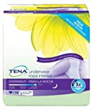 Tena Overnight Underwear, Large, 14 ct (pack of 2)