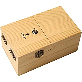 Amazoncom Handcrafted Surprise Box With Spiderpractical Surprise