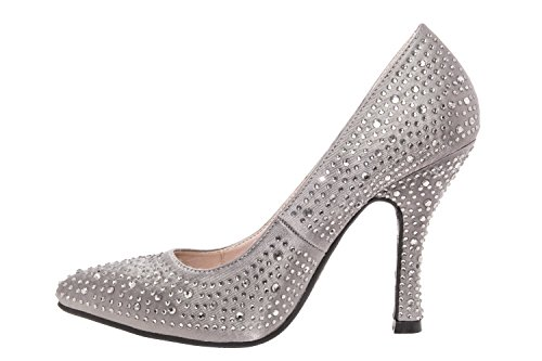 in EU Silber Damenschuhe 42 Machado 45 Metallic bis bis Hoher Andres AM591 verschiedenen 32 Designs 35 Fw0Iwg