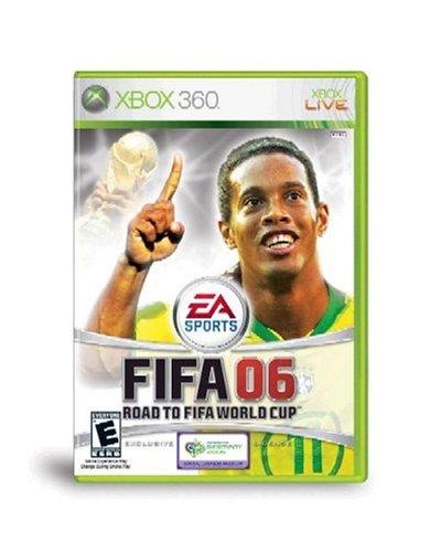 FIFA 2006 - Xbox - Top 20 Xbox 360 Games