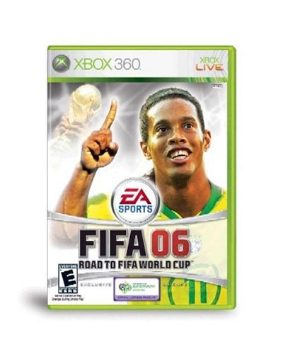 FIFA 2006 - Xbox 360 (Class Ball World Soccer)