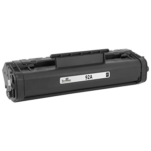 factured Replacement for HP 92A / HP92A / C4092A Black Laser Toner Cartridge for use in HP LaserJet 1100, 1100a, 1100ase, 1100xi, 1100se, 1100axi, 3200, 3200m, 3200se (92a Laserjet)