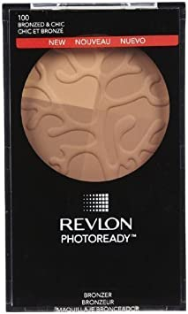Revlon Photo Ready Bronzing Kit, Bronzed And Chic, 0.4 Ounce Pack of 2
