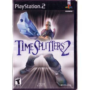 (Time Splitters 2 - PlayStation 2)
