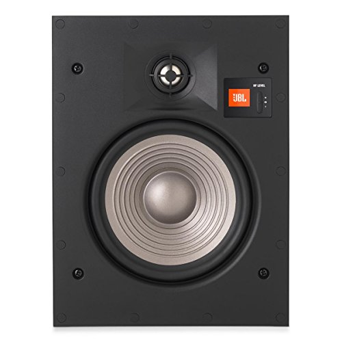 JBL Surround Premium In-Wall Home Speaker, Set of 1, White (STUDIO 2 8IW)