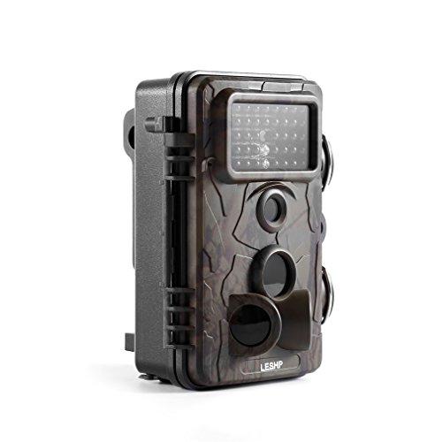 LESHP Infrared Waterproof Scouting Surveillance