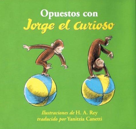 Read Online Opuestos con Jorge el Curioso pdf